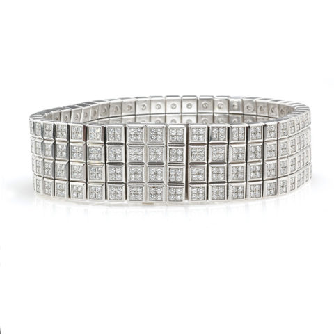 Chopard armband diamant