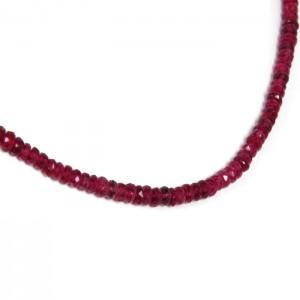 Rubelliet collier