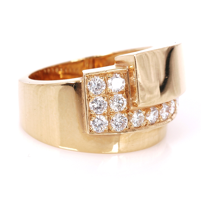 Diamanten ring Sandy