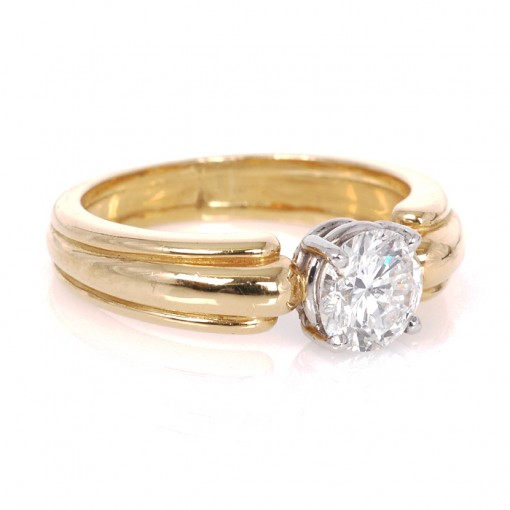 Solitair diamant