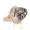 Ring tourmalijnkwarts