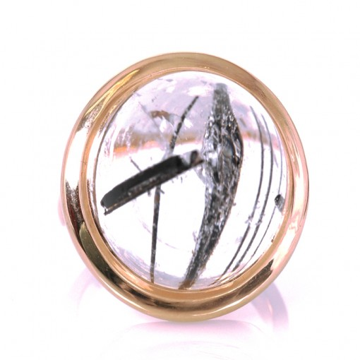 ring toermalijnkwarts x3