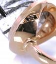 ring toermalijnkwarts x4